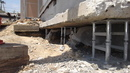 アパート(集合住宅)沈下修正工事