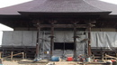 寺院改修工事(山形県)