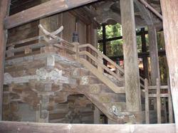 川辺八幡神社改修工事