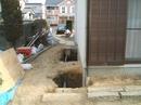 深基礎住宅沈下修正(福島県県中地方)