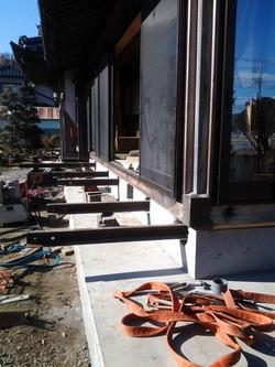 嵩上げ、基礎解体・復旧工事