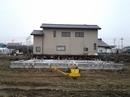 木造2階建住宅兼倉庫 移転工事