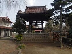 十念寺 鐘楼堂改修工事